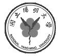 陽明大學 網頁設計