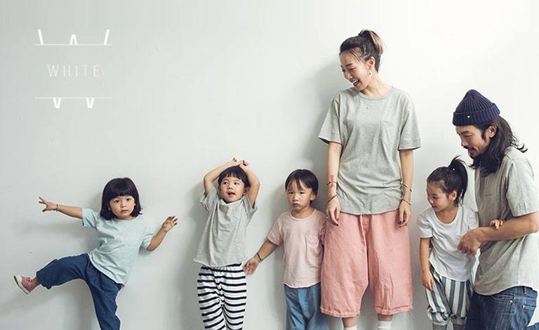 WHITE-Kid\'s clothing_森茂網頁設計