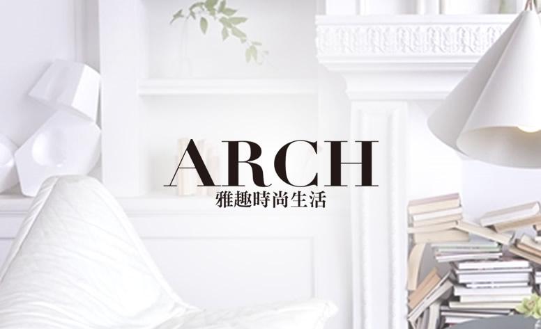 ARCH 雅趣時尚生活網頁設計