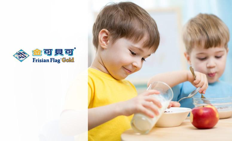 金可貝可奶粉-會員專區   媽媽教室   活動專區 網頁設計